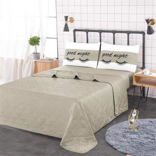 מערכת קיץ מיטה וחצי דגם ריסים