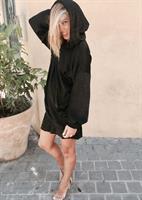 חליפת הולי שחורה