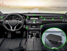 מעמד מגנטי אוניברסלי לרכב 360 מעלות