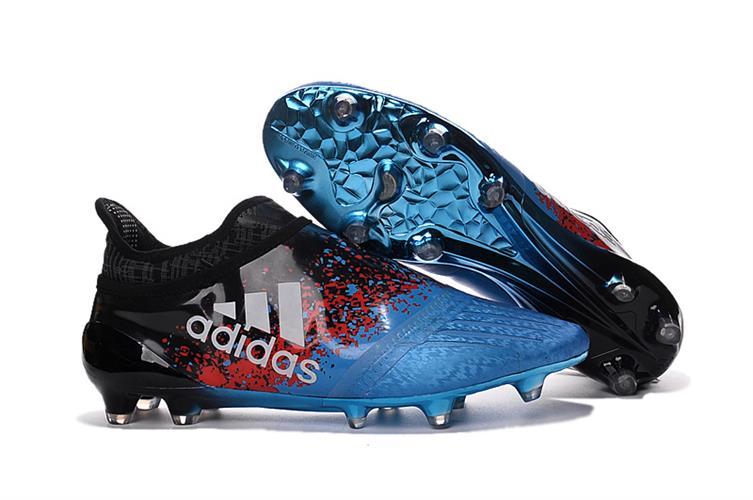 נעלי כדורגל מקצועיות adidas X 16+ PureChaos FG מידות 39-45