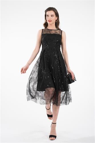 שמלה באטרפליי