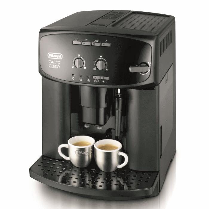 מכונת אספרסו אוטומטית DeLonghi Coffee דגם: ECAM-2600