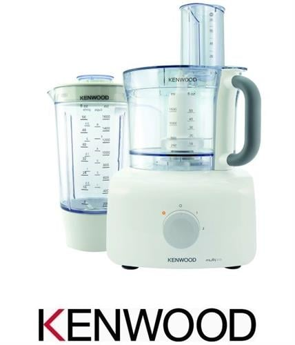 KENWOOD מעבד מזון + בלנדר 1.5 ליטר דגם FDP644WH