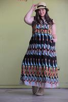 שמלת ג'ורדי כחול