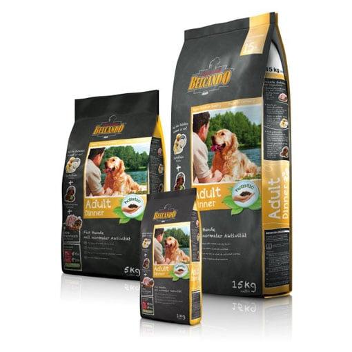 """בלקנדו דינר 15 ק""""ג מזון יבש לכלבים"""