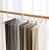 מתלה הבגדים המושלם 5 ב-1
