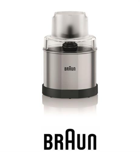 BRAUN אביזר נלווה למוט בלנדר בראון לטחינת קפה ותבלינים דגם MQ60