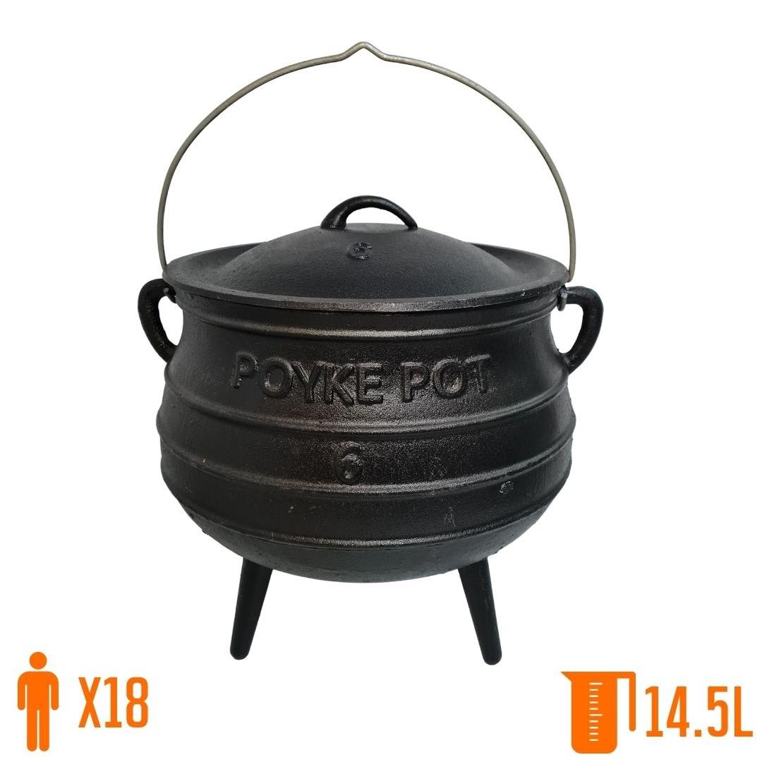פויקה 6 (14.5 ליטר)