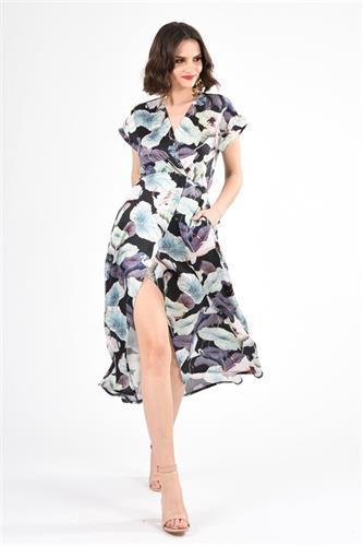 שמלה קימונו