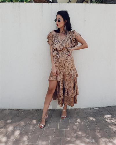 שמלת לילוש' - ברונזה
