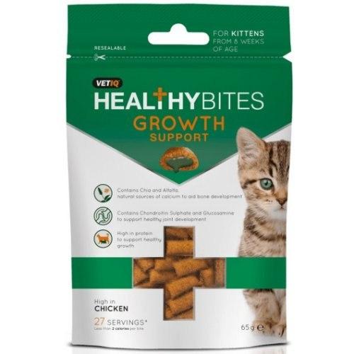 חטיף לגורי חתולים תמיכה בגדילה 65 גרם