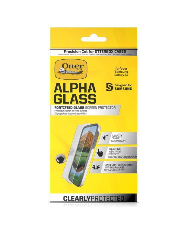 מגן מסך זכוכית OTTERBOX ALPHA ל Samsung Galaxy Note 5