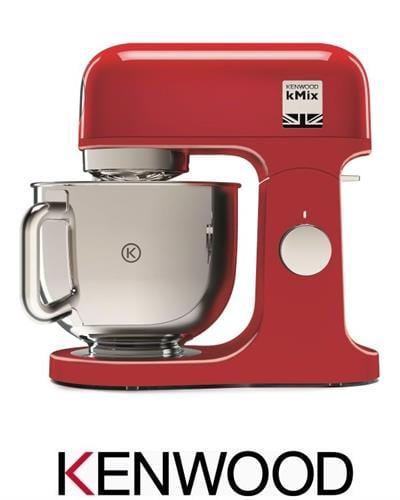 KENWOOD מיקסר KMIX דגם KMX750AR אדום