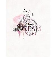 ציור של המילה חלום