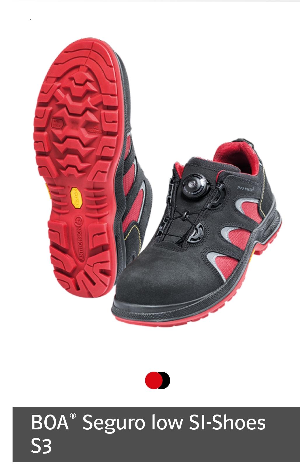 נעלי עבודה Pfanner חצאיות