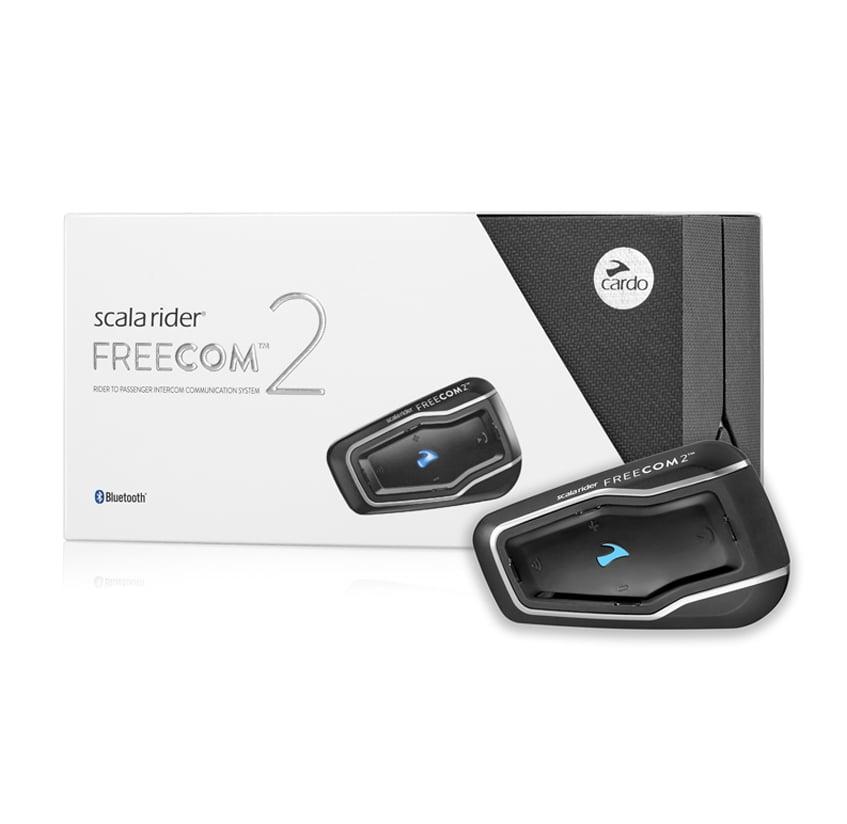 מערכת תקשורת לקסדה scala rider FREECOM 2