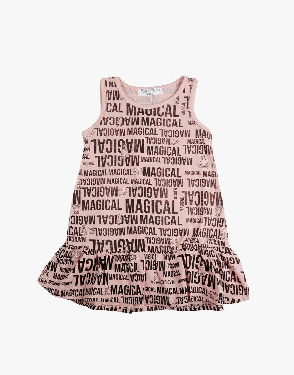 שמלה לבנות חד קרן MAGICAL