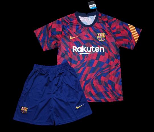 חליפת אימונים ילדים ברצלונה 20-21