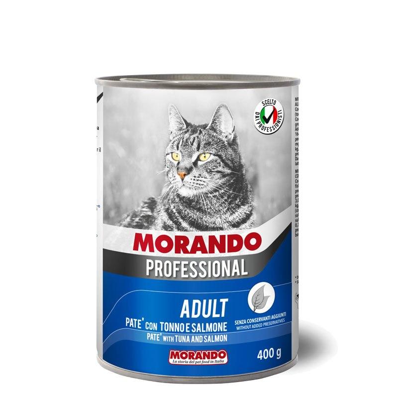 מורנדו פטה 400 גרם טונה וסלמון