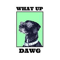 חולצת טי - What Up Dawg