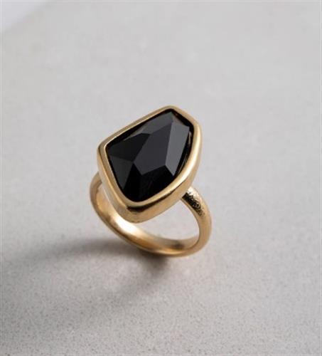 טבעת קריסטל אדג' קטן
