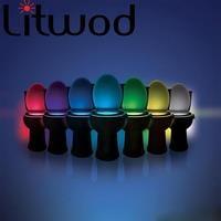 תאורת לד צבעונית אוטומטית לאסלה