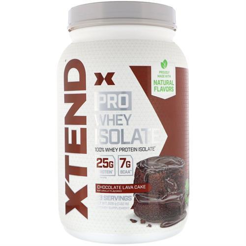 Scivation Xtend Pro Whey Isolate|אבקת חלבון אקסטנד פרימיום 826 גרם