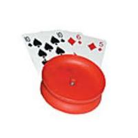 מחזיק קלפים עגול
