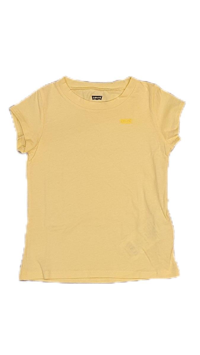 טישרט צהובה לוגו קטן (LEVI'S (2-13