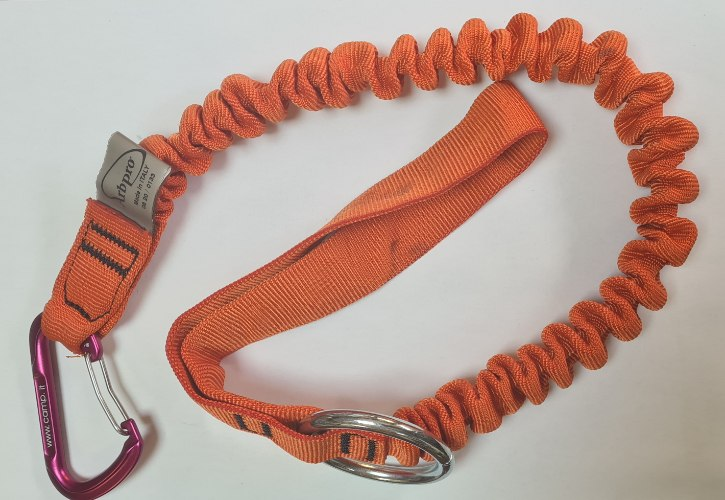 רצועת אבטחה באנג'י למסור / ציוד ARBPRO
