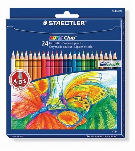 """""""עפרון צבעוני שטלדרר -1/24"""""""