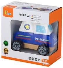 ויגה - מכונית משטרה