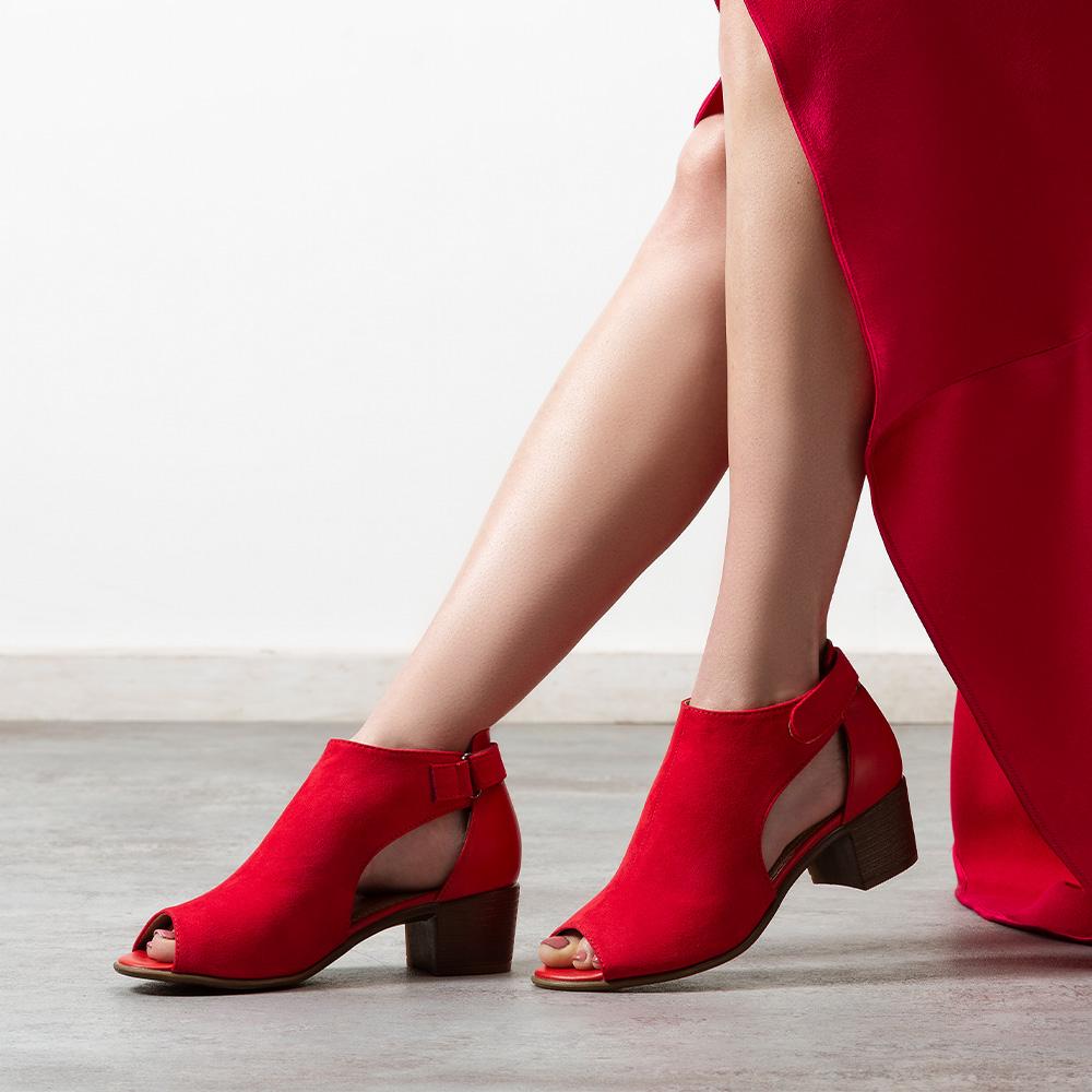נעל עקב לנשים - בוורלי הילס