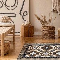 שטיח פי.וי.סי טמפלר TIVA DESIGN קיים בגדלים שונים
