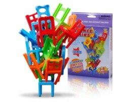 מגדל כיסאות - משחק לכל המשפחה