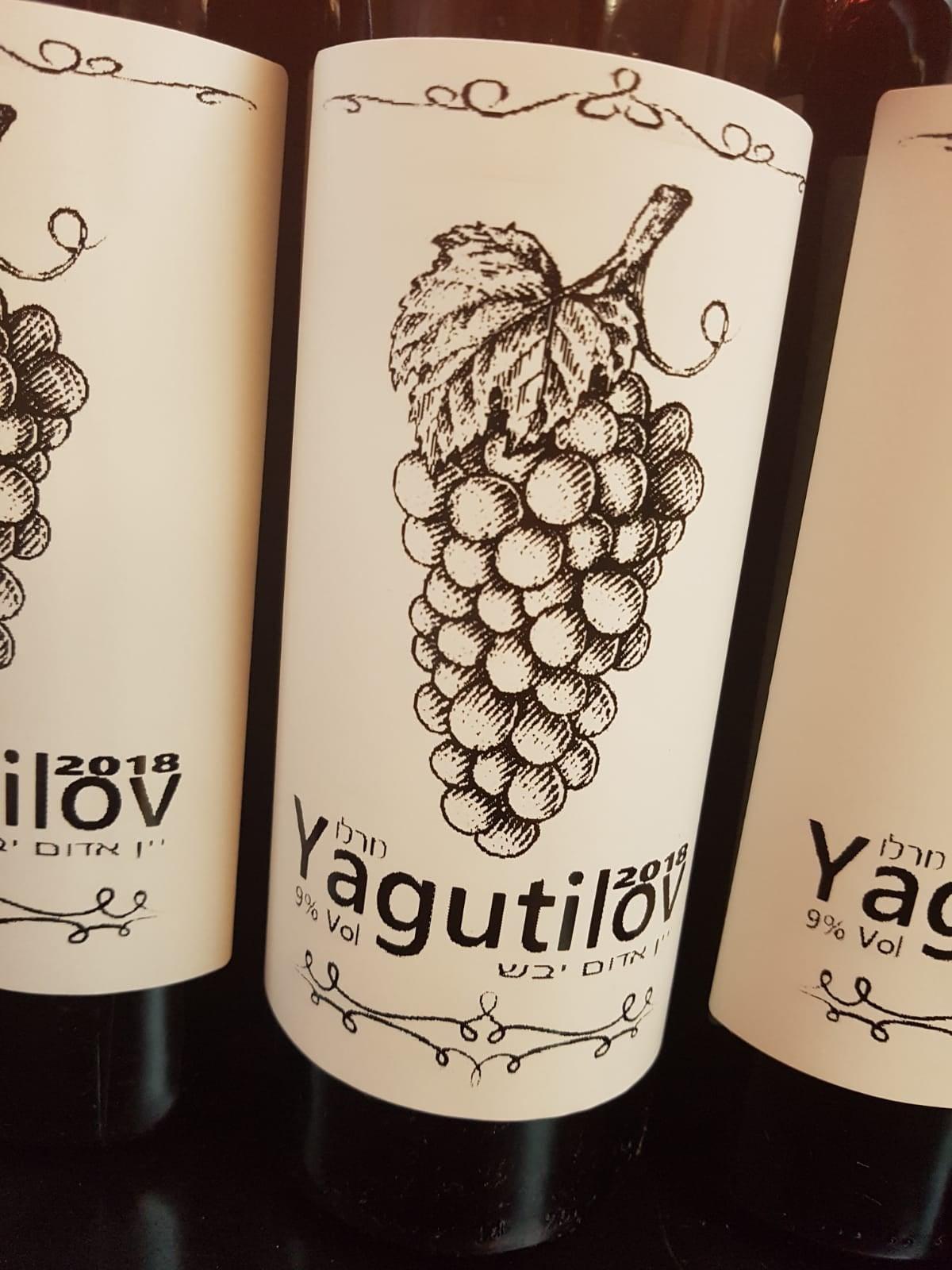 יין יגוטילוב 2018