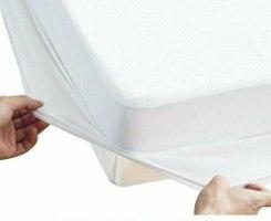 מגן מזרן מגבת 80% כותנה במידות לבחירה