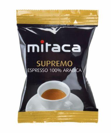 100 קפסולות קפה מיטאקה - SUPREMO - מתאים למכונות illy