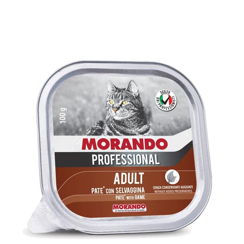 מורנדו מעדן פטה 100 גרם בשר צייד
