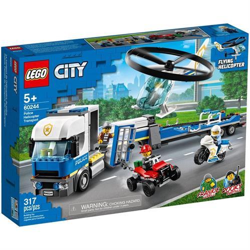 לגו סיטי משאית נחיתה 60244