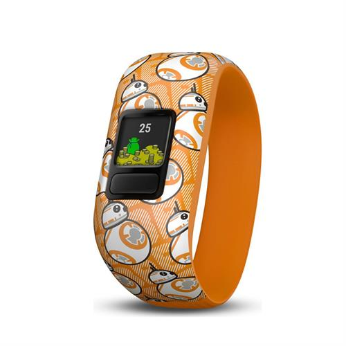 שעון דופק Garmin Vivofit Jr 2 Star Wars BB-8