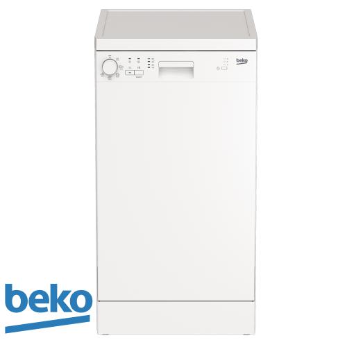 מדיח כלים צר beko דגם: DFS05010W