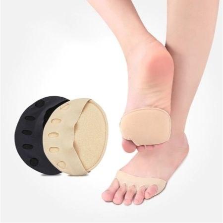 כריות ריפוד אלסטיות לכפות הרגליים