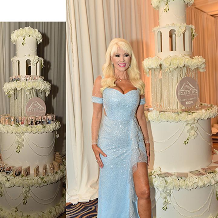 פנינה חוגגת את חתונת ביתה