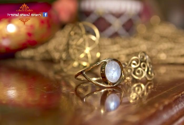 מדריך מידות לטבעות