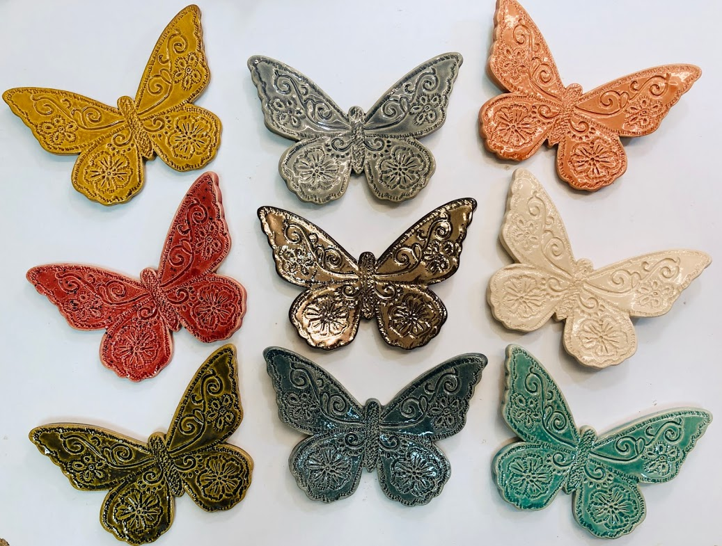 מגוון פרפרים