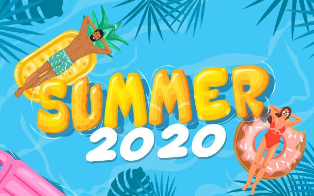 מוצרי קיץ 2020
