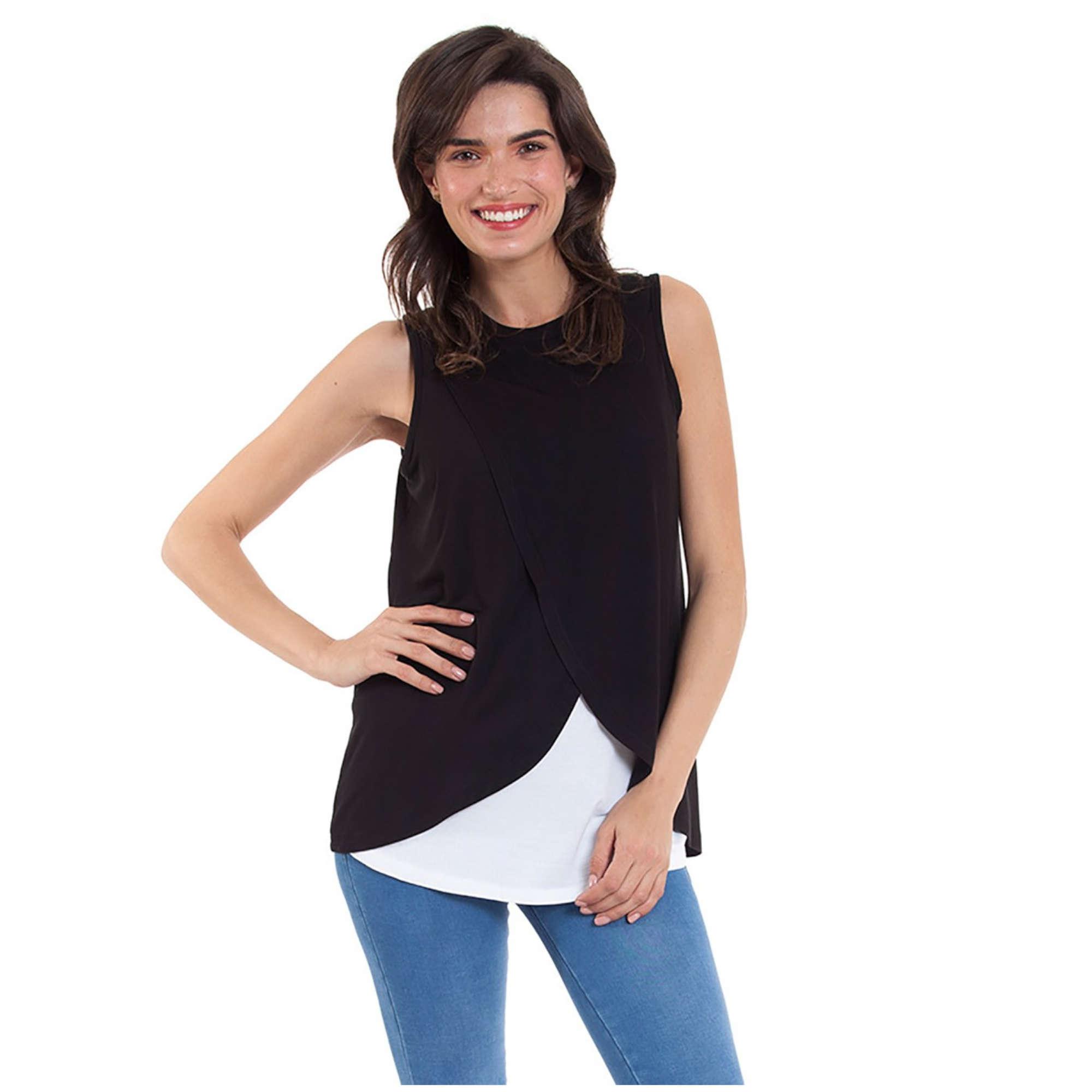 חולצת שילוב של חברת Karinoy