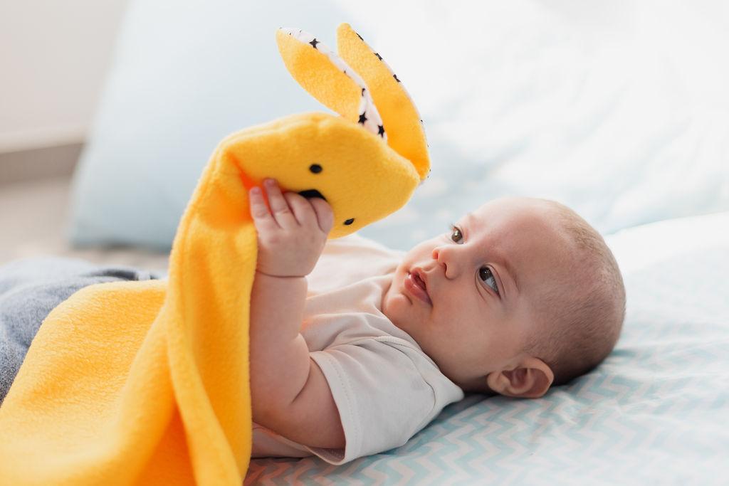 משחק אצל תינוקות