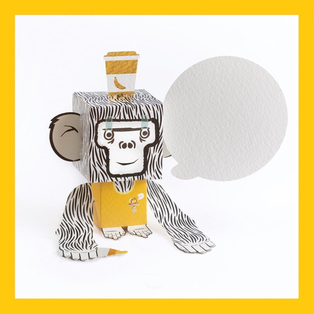 It's a Monkey